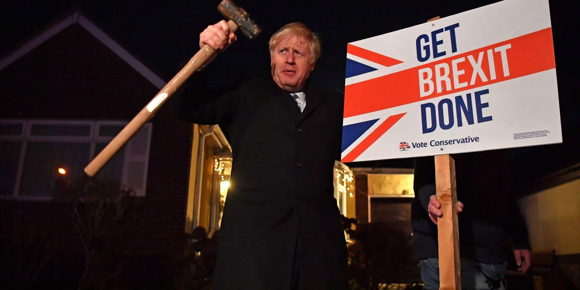 C'est à nouveau la semaine de la dernière chance entre l'Union et le Royaume-Uni