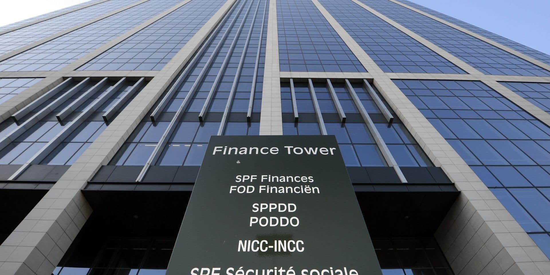 Le SPF Finances va recruter 1300 personnes