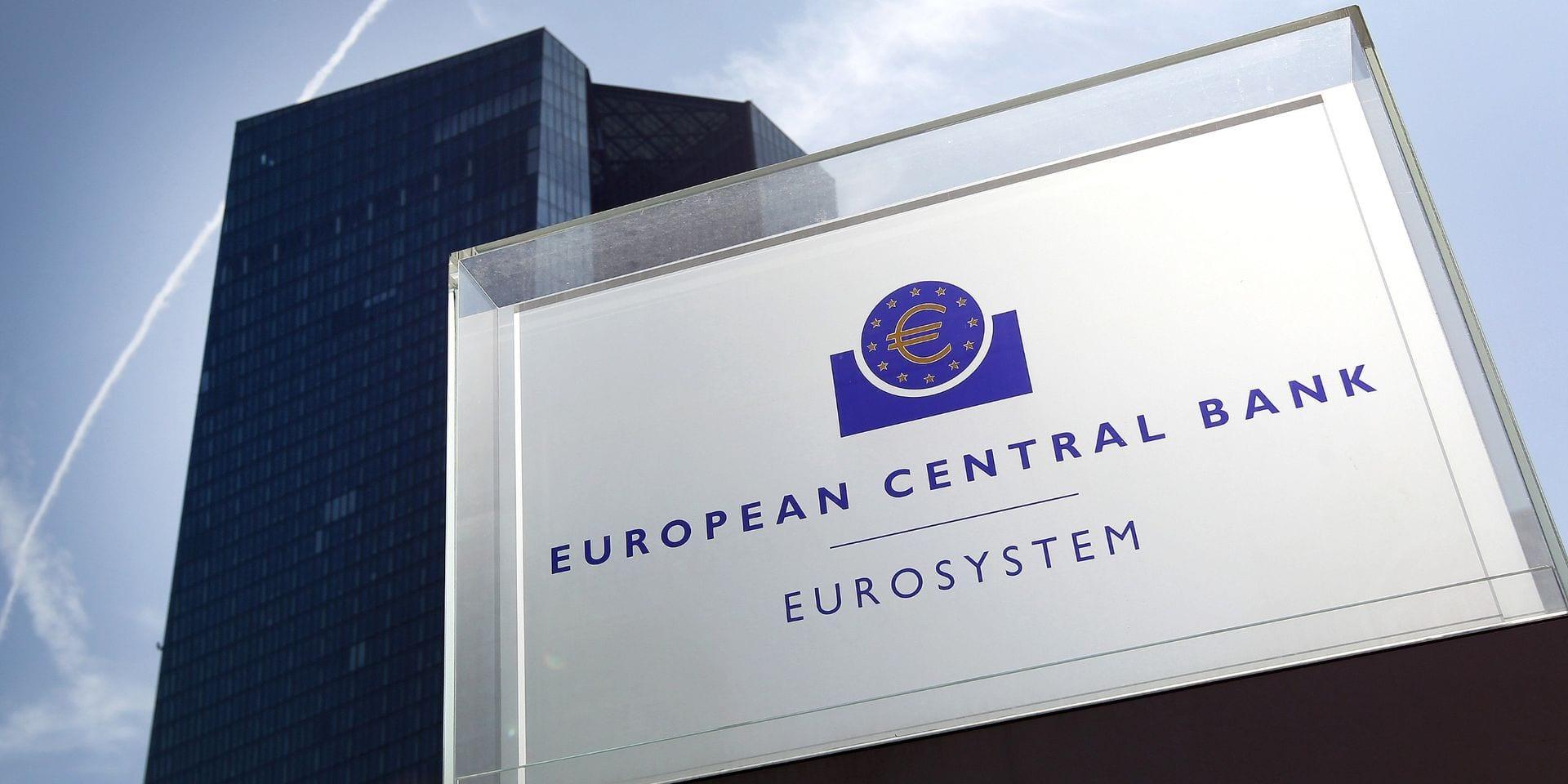 """Pourquoi la BCE envisage la création d'une """"bad bank"""""""