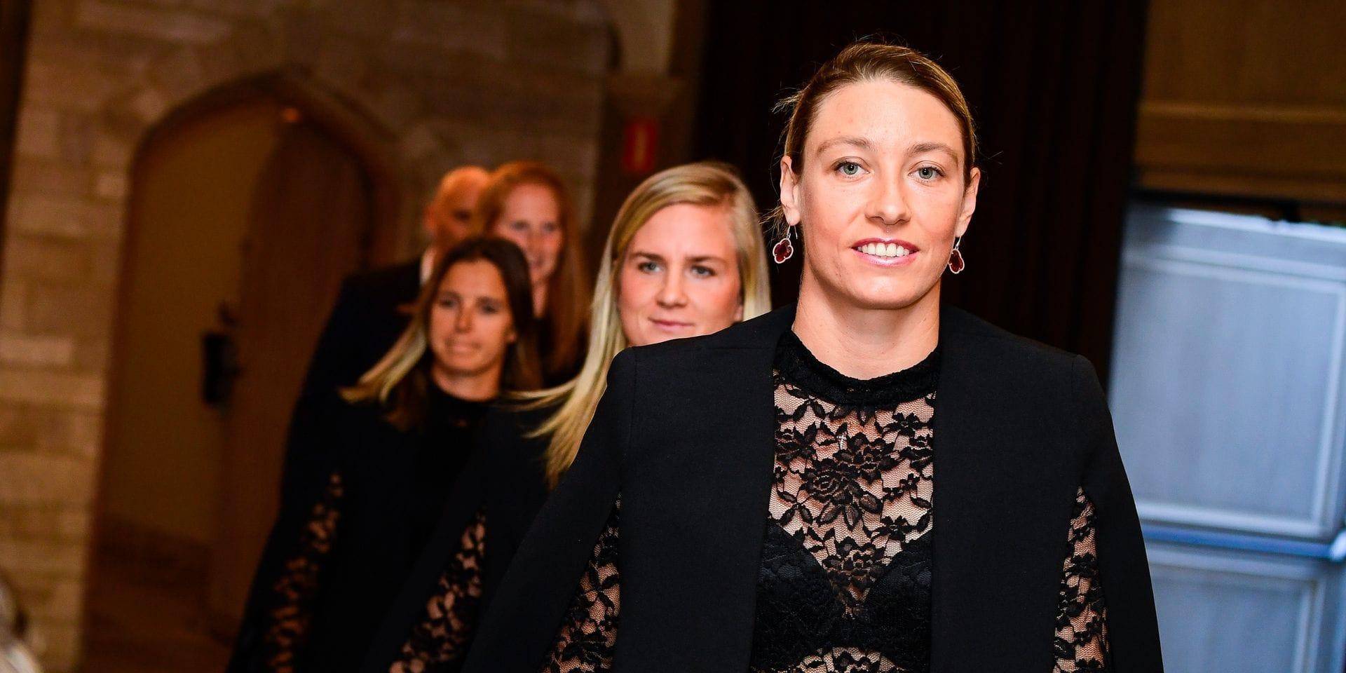 """Yanina Wickmayer, enceinte, apprécie la vie sans tennis: """"Je peux profiter du calme tout en me réjouissant des défis à venir"""""""