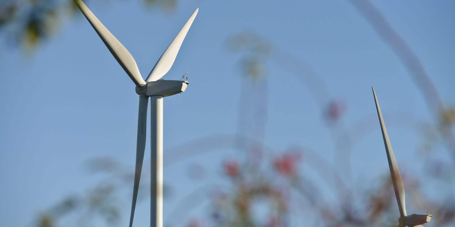 Le permis unique des deux éoliennes d'Ophain annulé par le Conseil d'Etat
