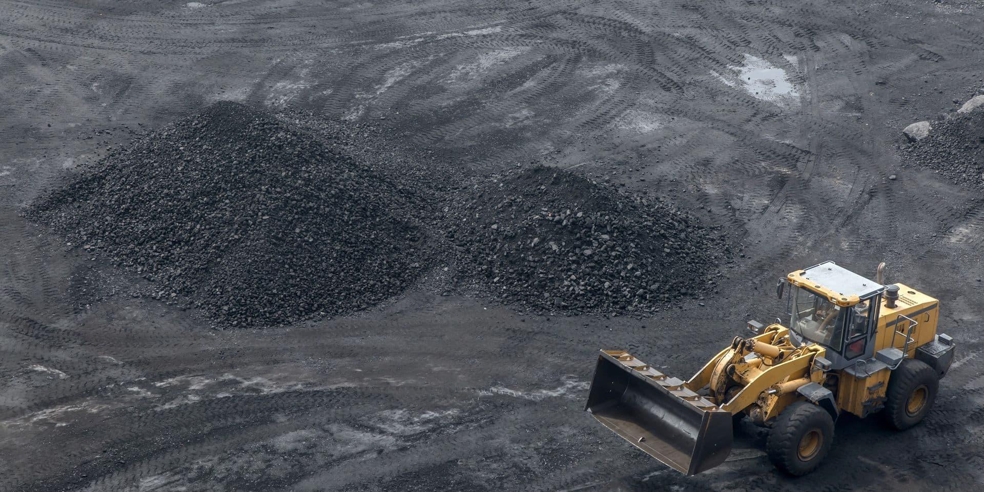 Le secteur du charbon, l'un des mauvais élèves systématiquement exclu des portefeuilles pour des investissements durables.