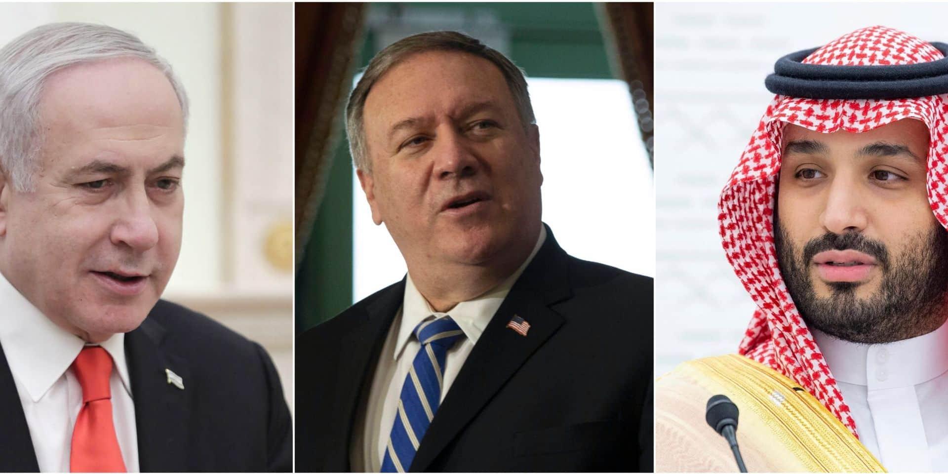 Rencontre secrète entre Benjamin Netanyahou, Mike Pompeo et Mohammed ben Salmane : normalisation en vue ?