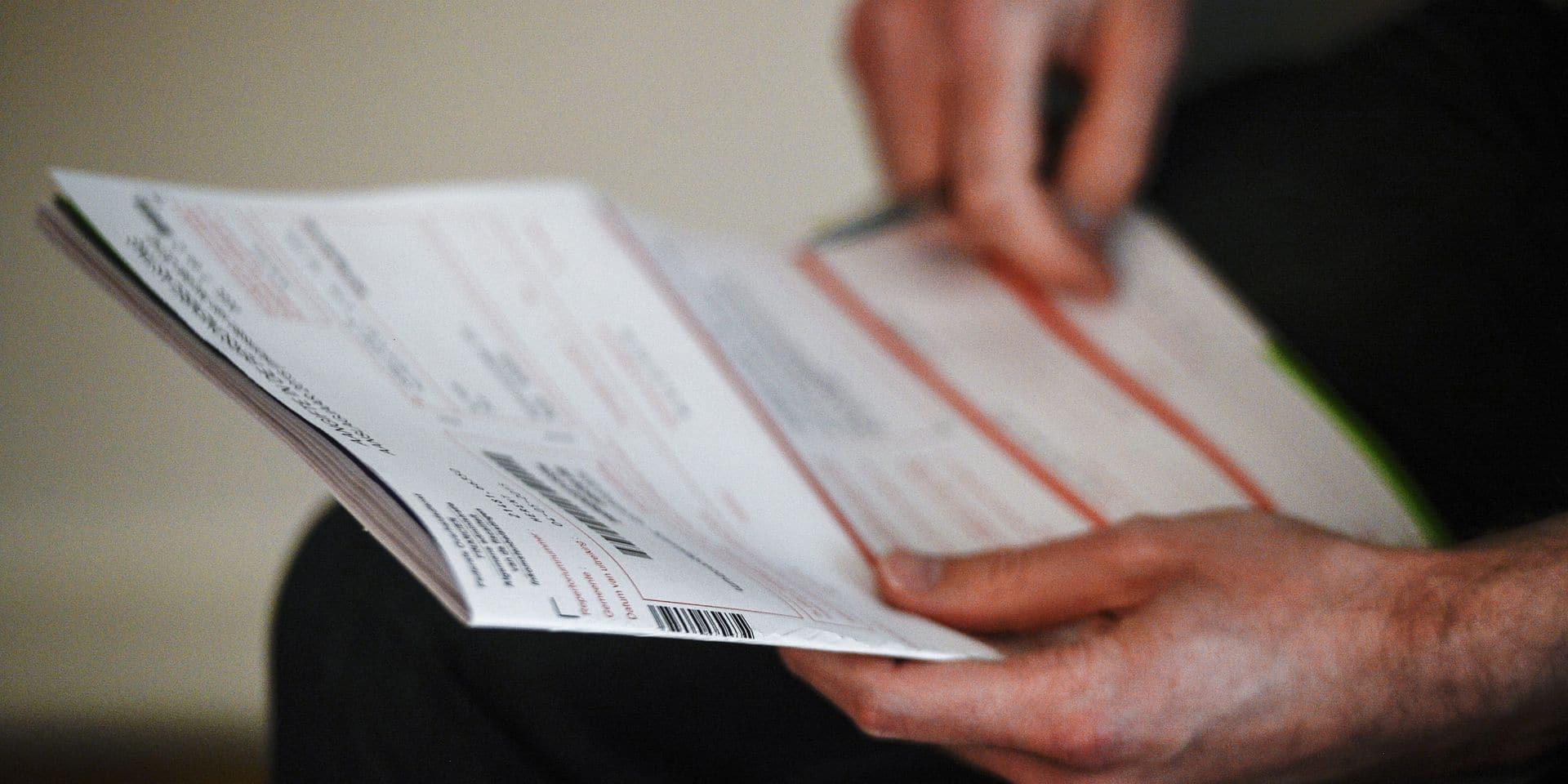 Le SPF Finances envoie désormais les avertissements-extraît de rôle via eBox