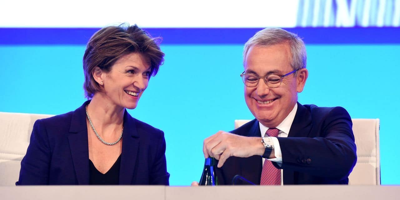 Engie: six à douze mois pour remplacer Isabelle Kocher selon Jean-Pierre Clamadieu
