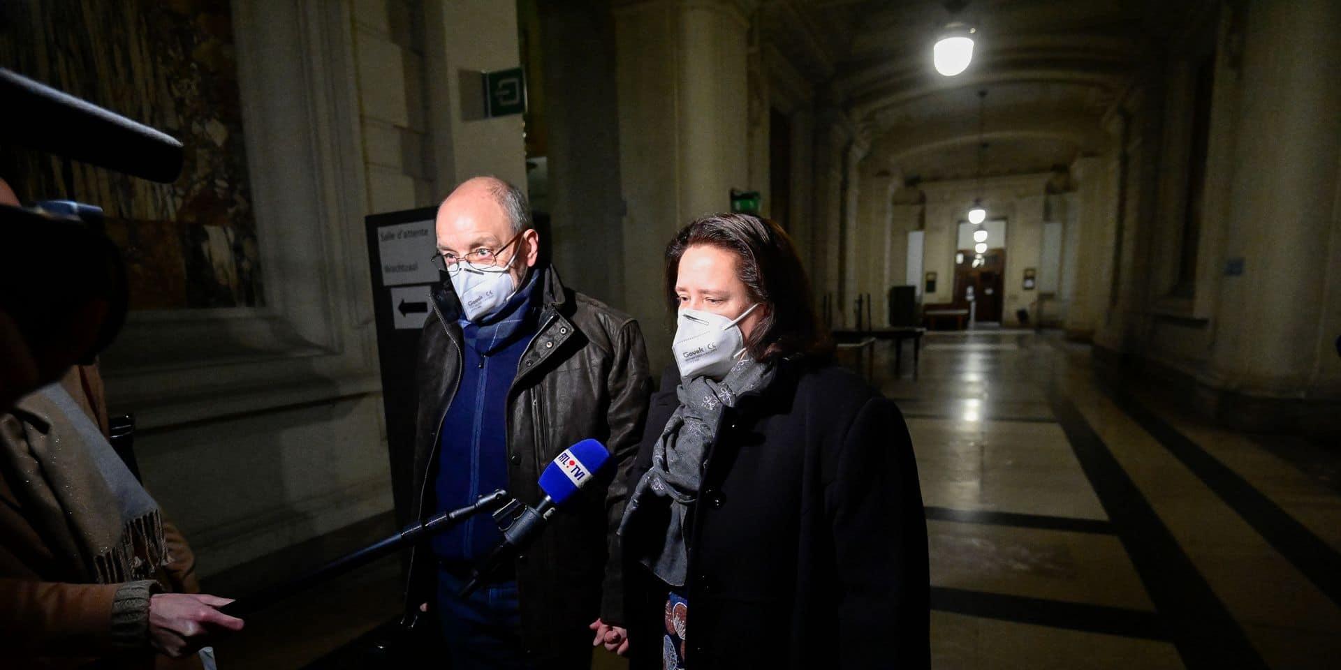 """""""Sylvia B. a dit qu'elle en était au point de vouloir le tuer"""": les langues se délient au procès de l'ancien député Christian Van Eyken"""