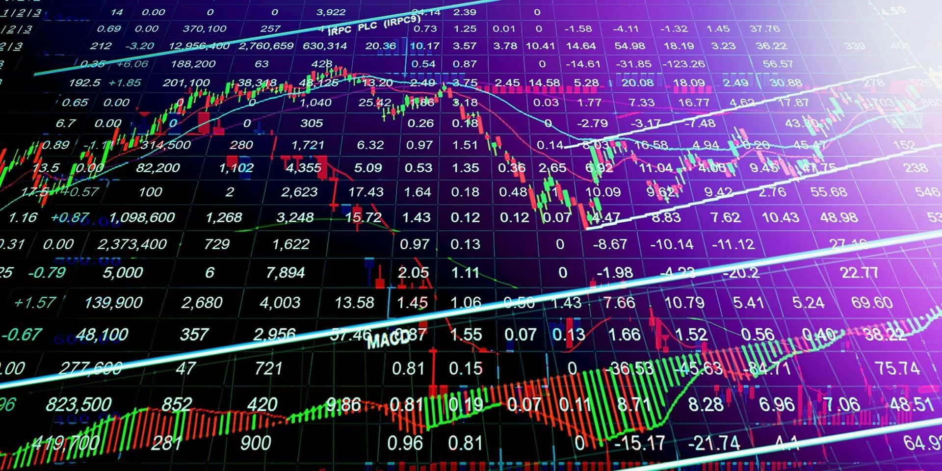 Bouclage en Italie, pétrole au plancher: les marchés financiers trébuchent lourdement