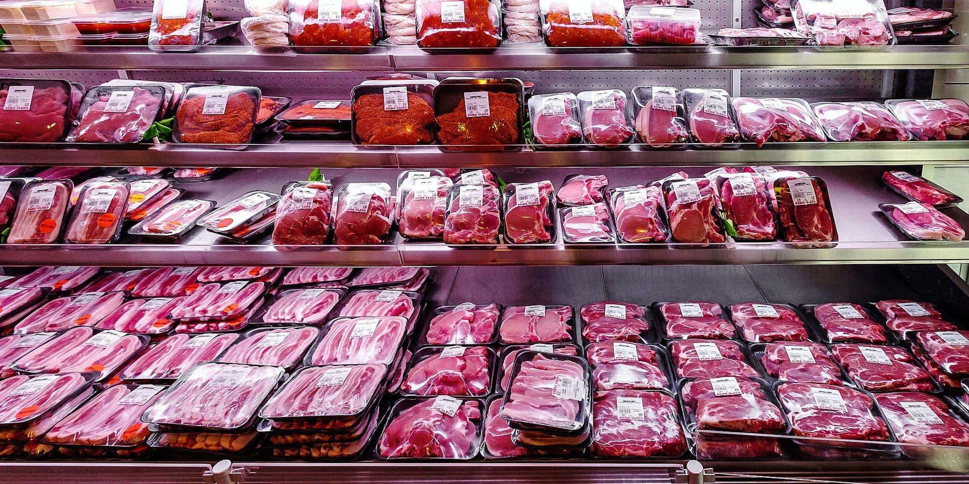De la fausse viande bio aurait été vendue en Belgique