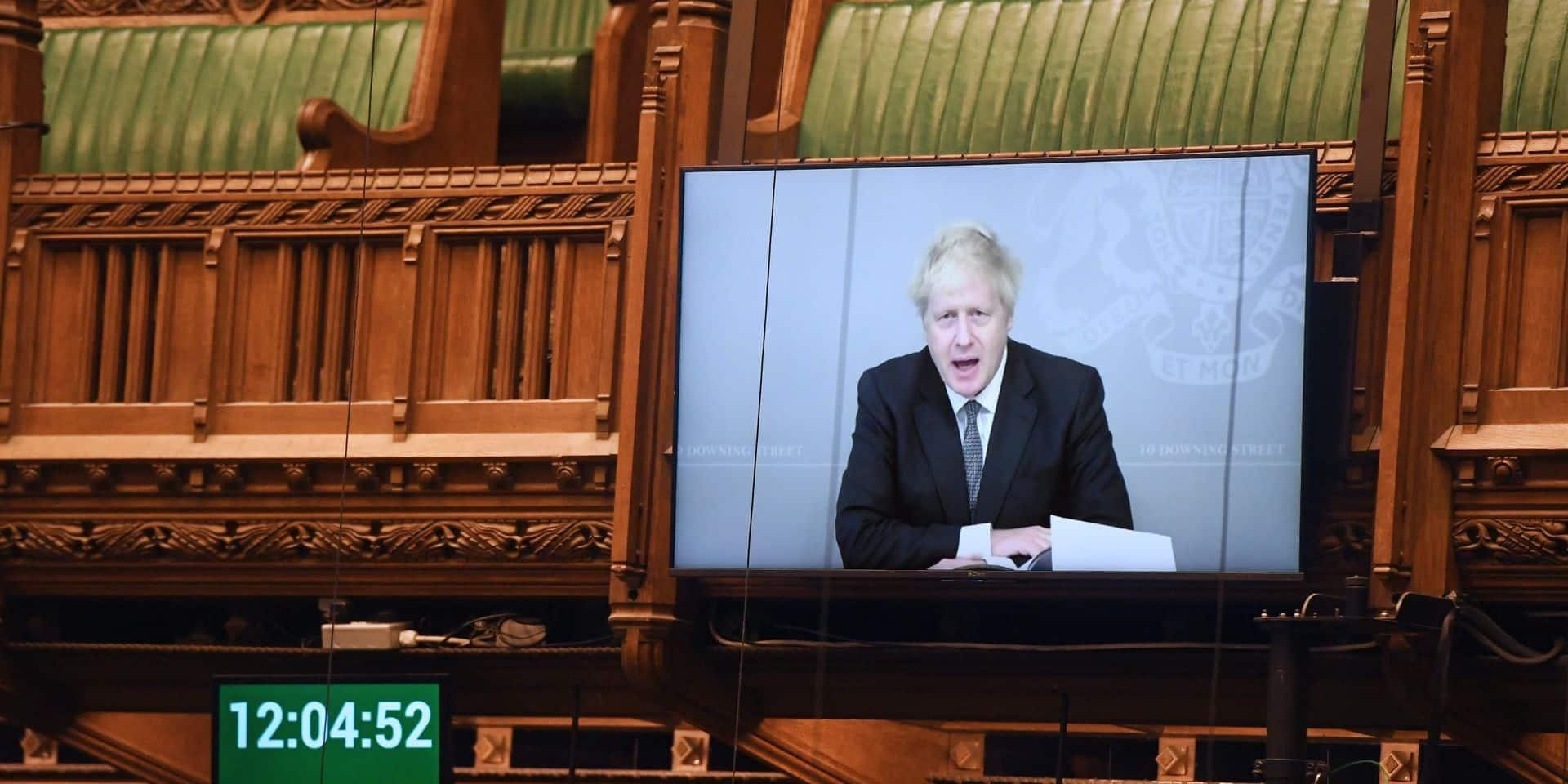 Londres conclut un accord commercial post-Brexit avec le Canada