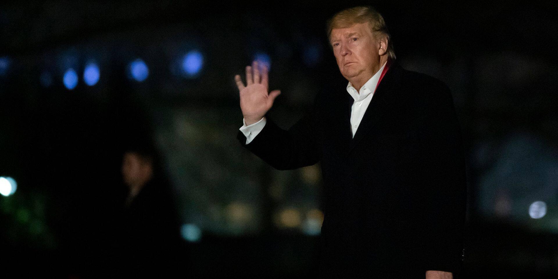 Destitution de Trump: la défense et l'accusation croisent le fer à la veille d'un vote-clé