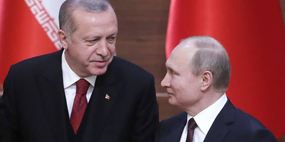 Syrie: L'Iran salue l'accord russo-turc sur la province d'Idlib