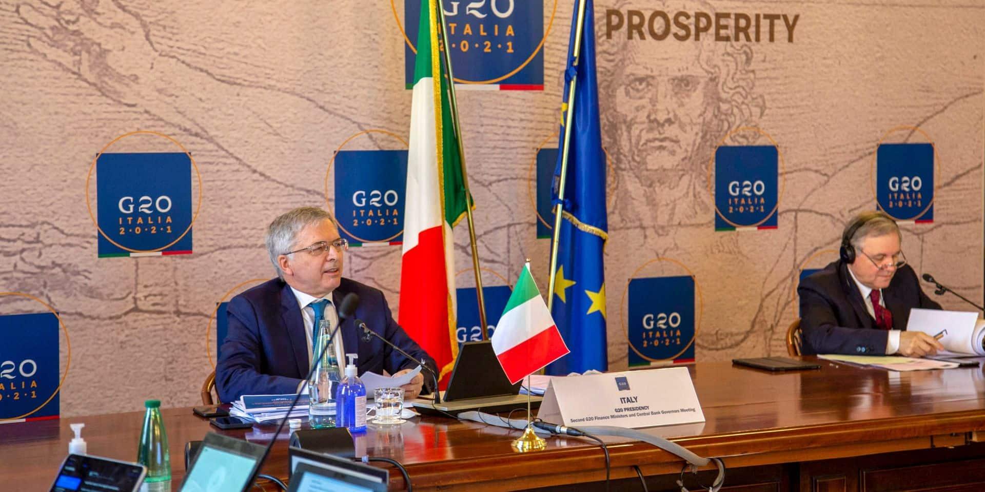 Le G20 prolonge le moratoire sur la dette des pays pauvres