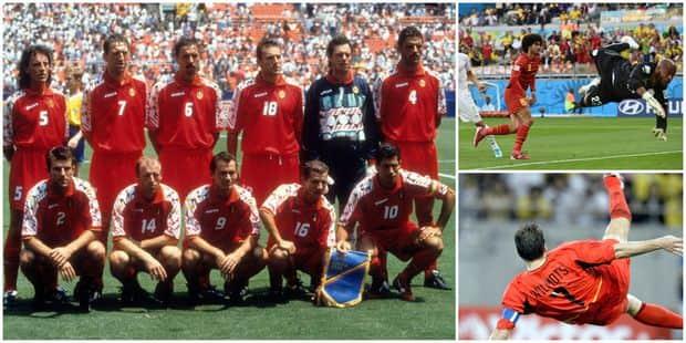 Les Diables souvent à la peine lors du premier match en Coupe du Monde - La Libre
