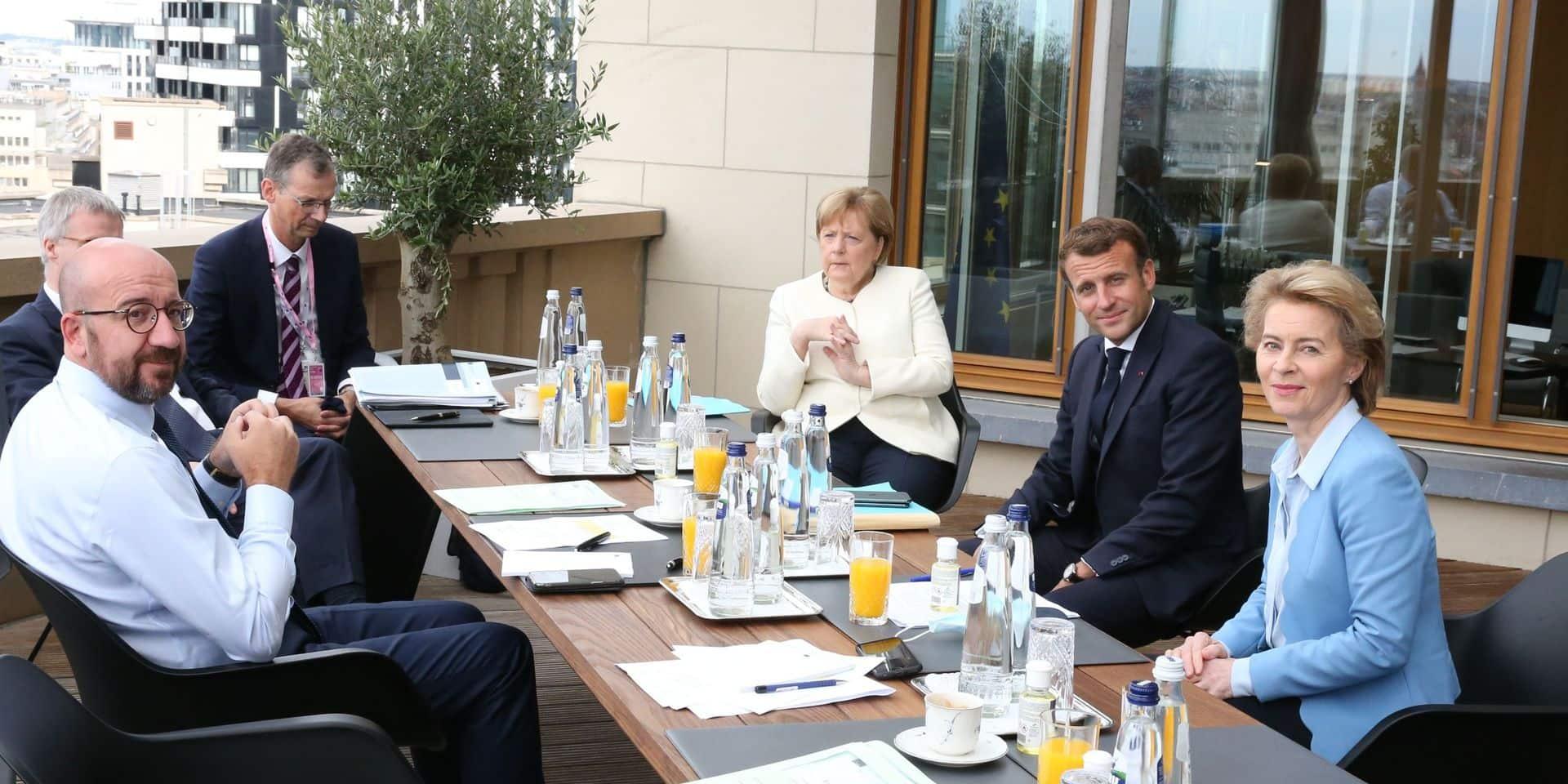 Tendues, les négociations du budget européen et du plan de relance jouent les prolongations