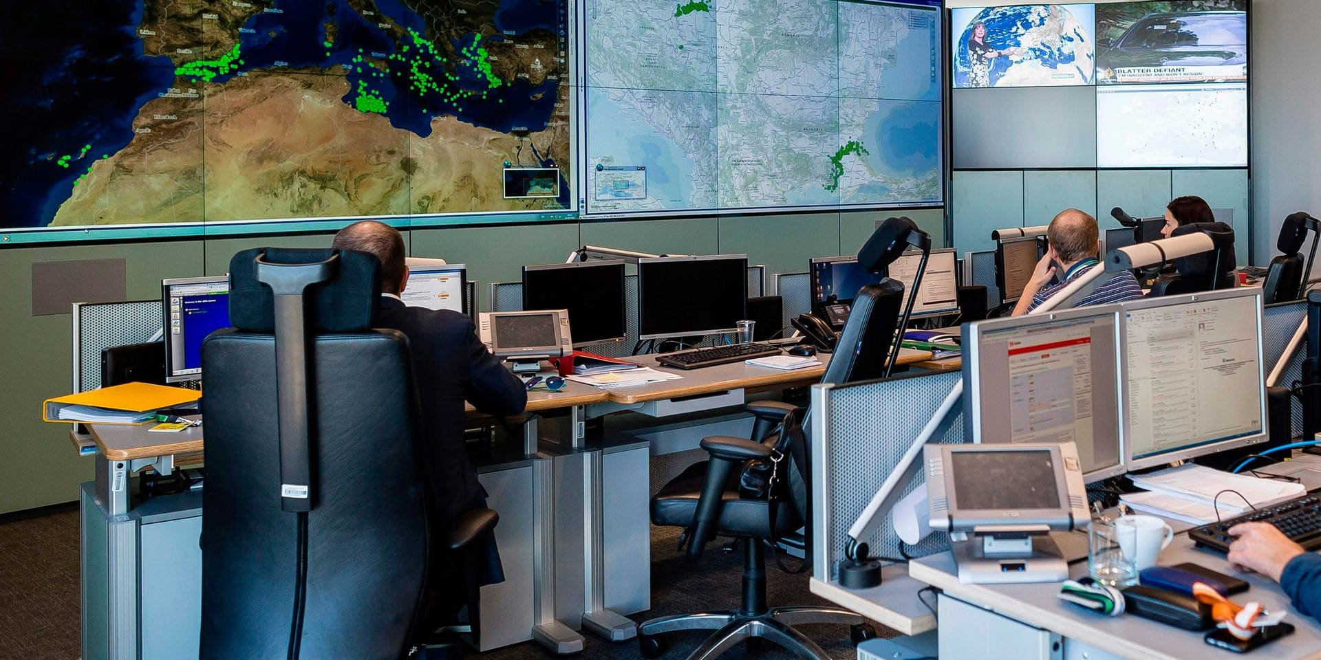 Frontex, l'agence chargée des frontières extérieures de l'UE, accusée de tolérer des maltraitances sur des migrants