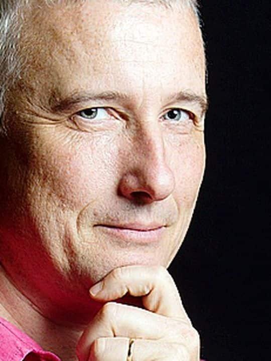 Vincent Engel , écrivain belge