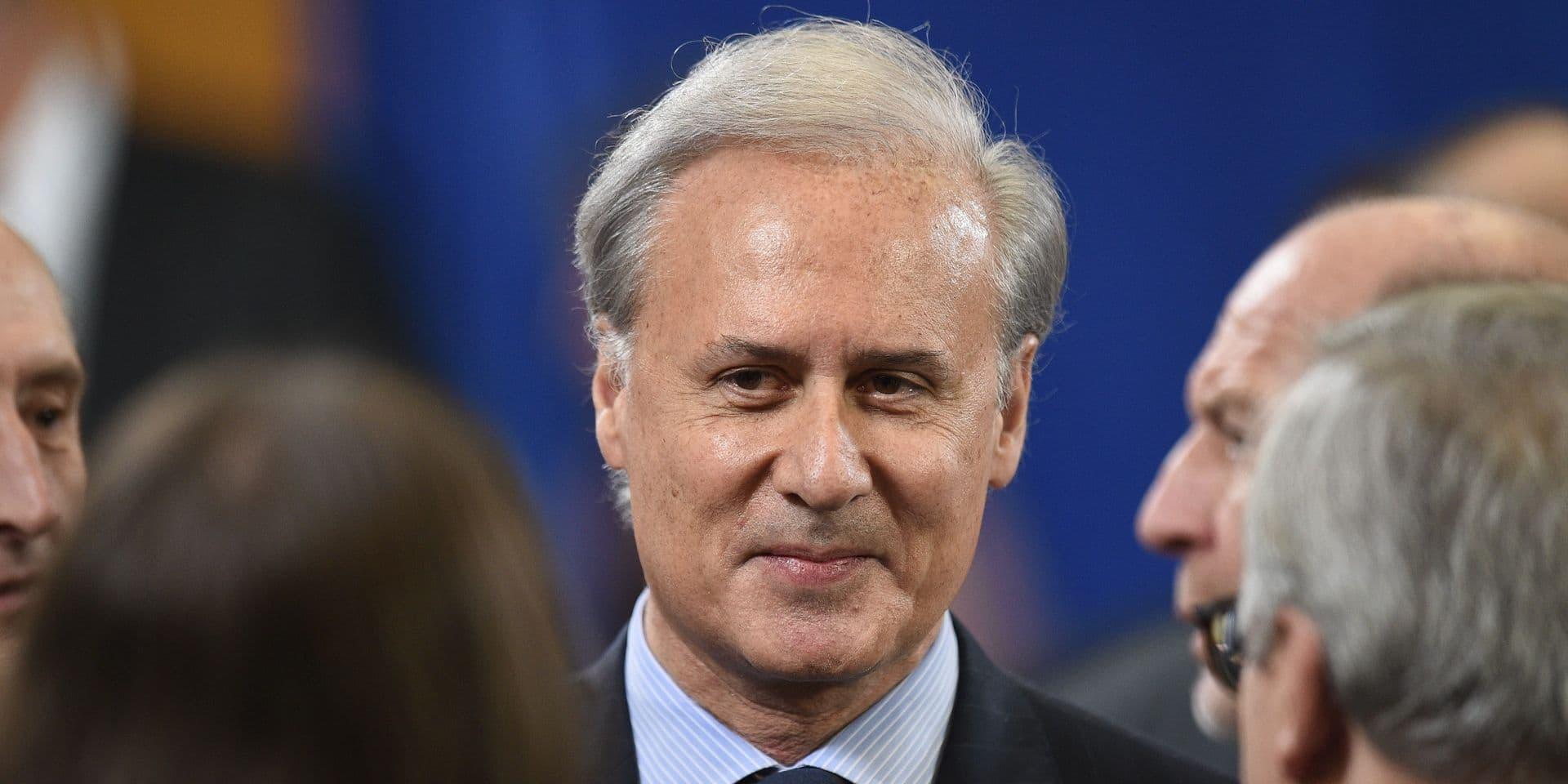 Georges Tron a démissionné de son mandat de maire de Draveil