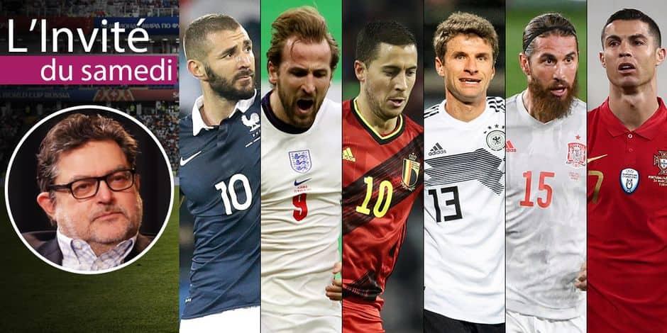 """""""La France est favorite de l'Euro de foot mais je crois aux chances de deux autres équipes"""""""