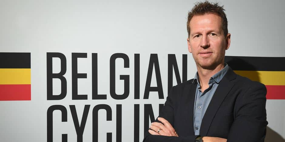 """Rik Verbrugghe se livre : """"J'ai assez d'expérience pour faire face à la pression"""" - La Libre"""