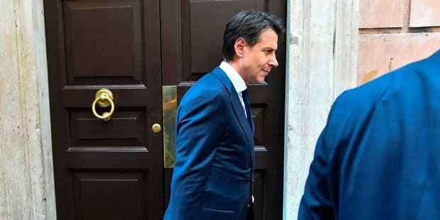 Italie: Giuseppe Conte renonce à être Premier ministre, le chef de file des populistes furieux - La Libre