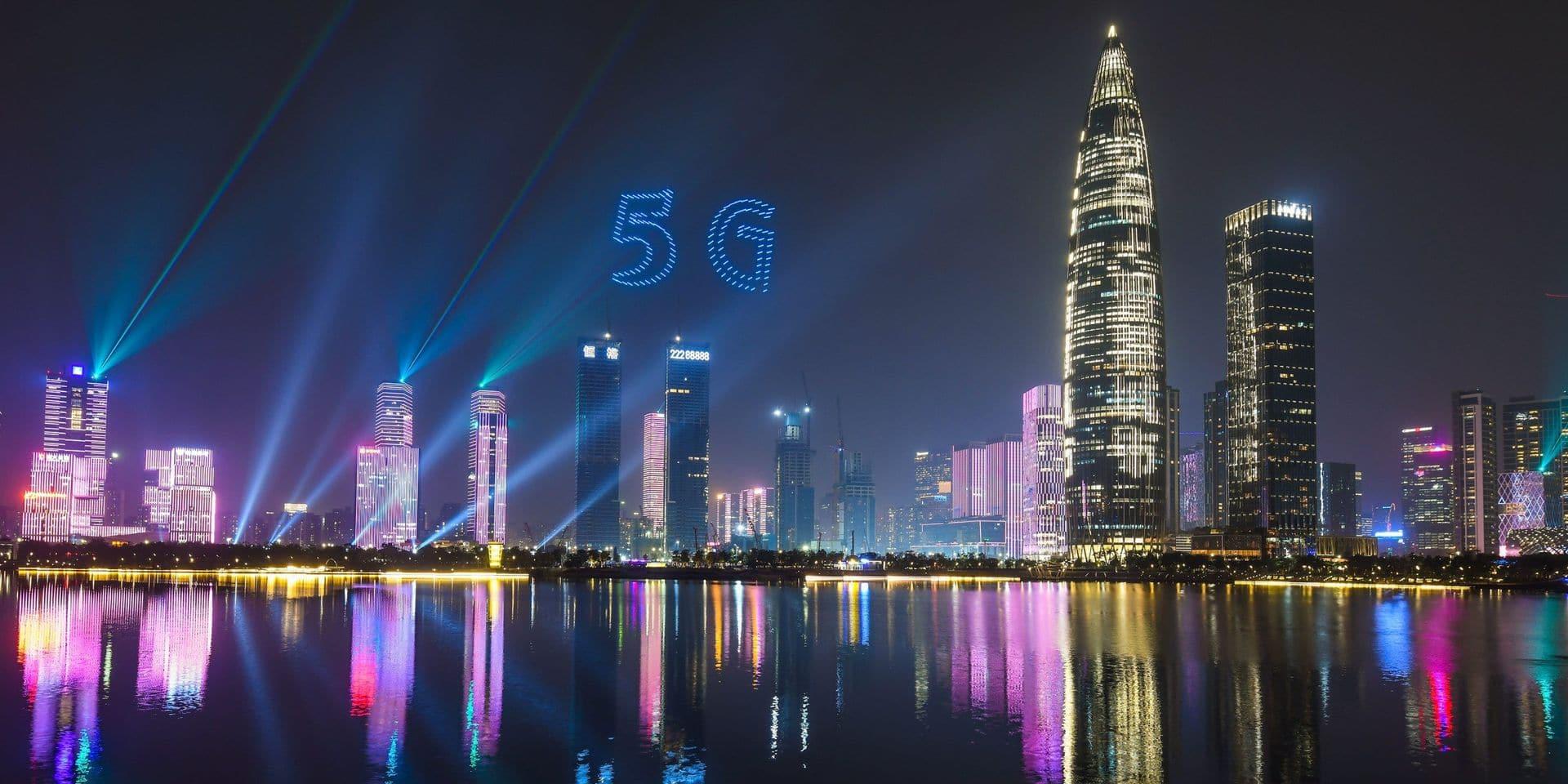5G, une course effrénée pour dominer le monde