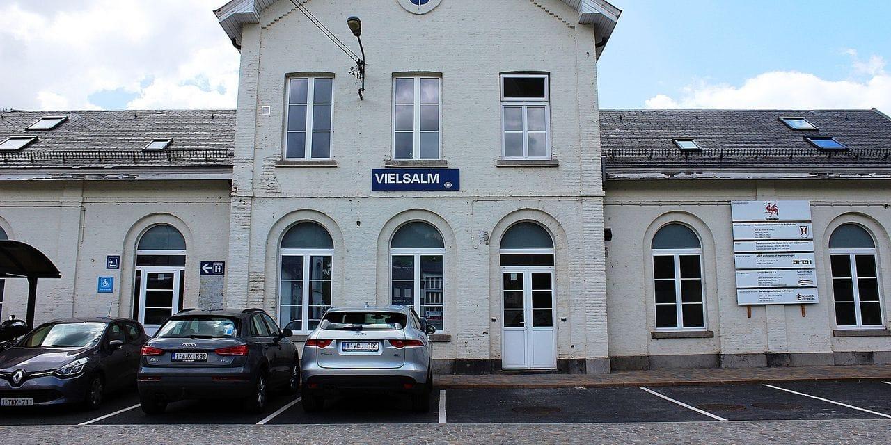 Projet de cafétéria controversé à la gare de Vielsalm