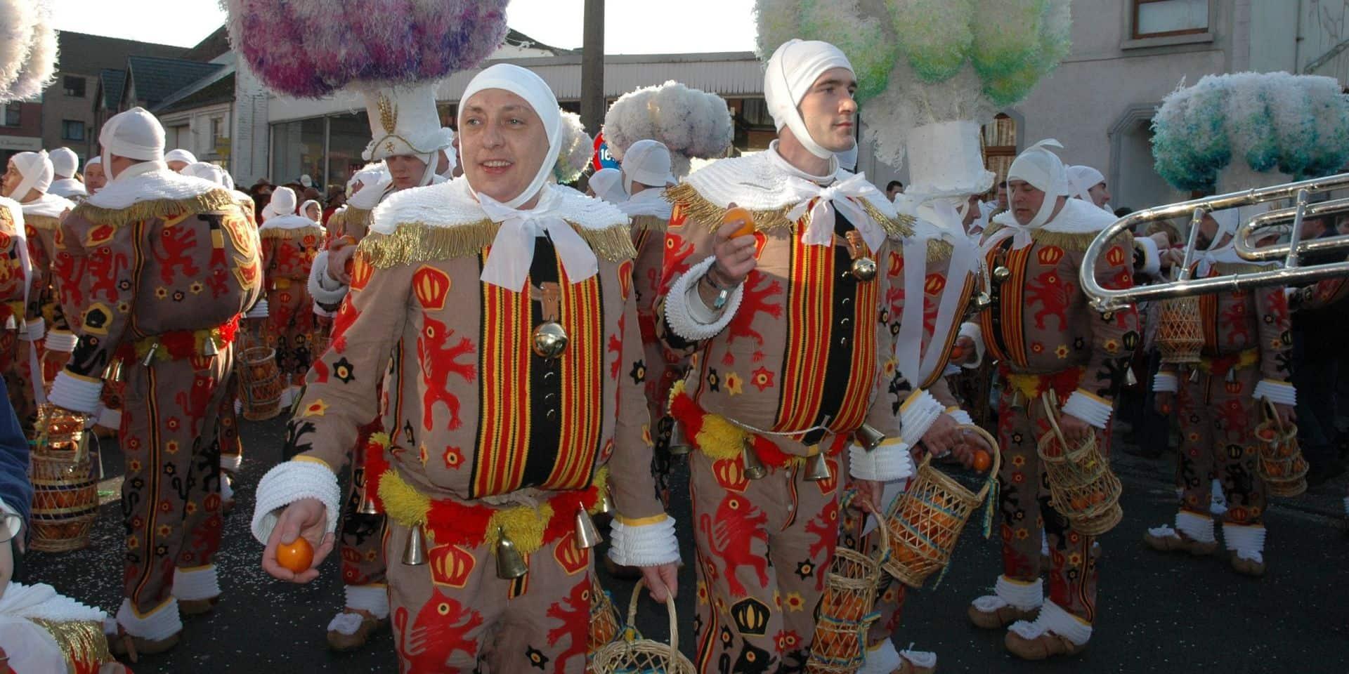 Les Bossus du Ramipont ne sortiront pas au carnaval de Villers-la-Ville en 2021