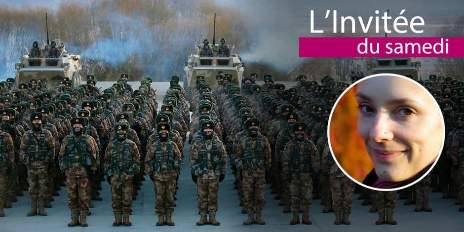 """""""La Chine cherche à s'implanter en Europe pour y imposer ses normes"""""""