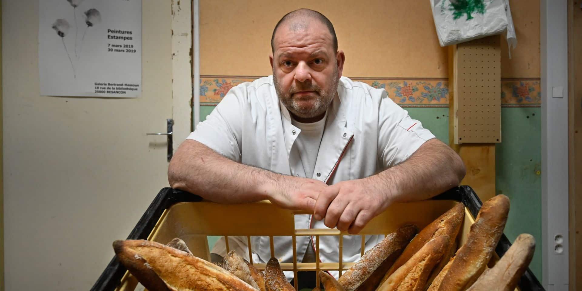 Stéphane Ravacley, le boulanger de Besançon qui se bat pour garder son apprenti