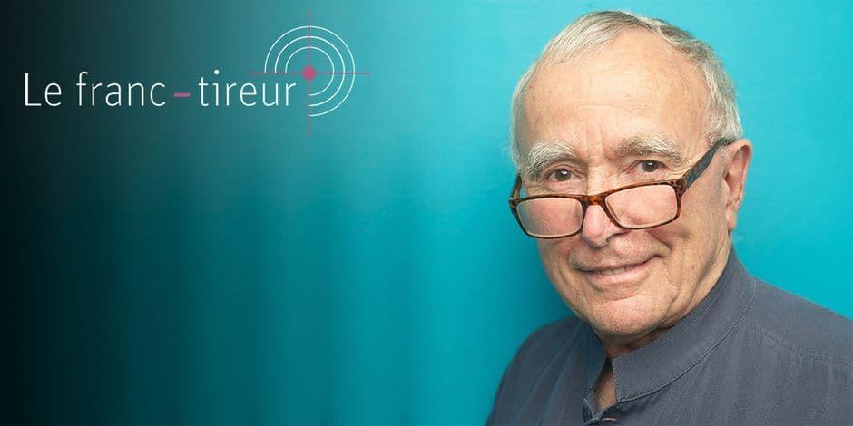"""Jean-Claude Guillebaud: """"Aujourd'hui, on préfère compter et calculer au lieu de réfléchir et de penser"""""""