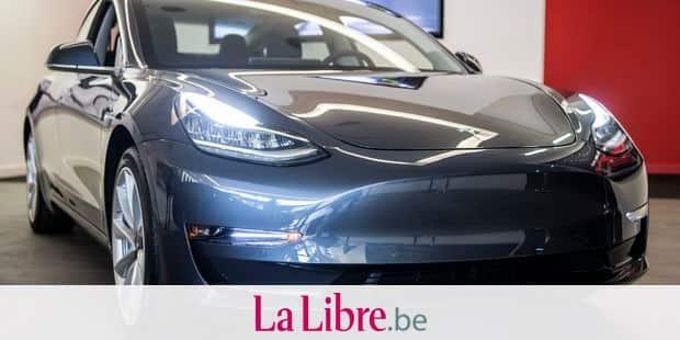 Tesla: les premières Model 3 livrées en Europe début février