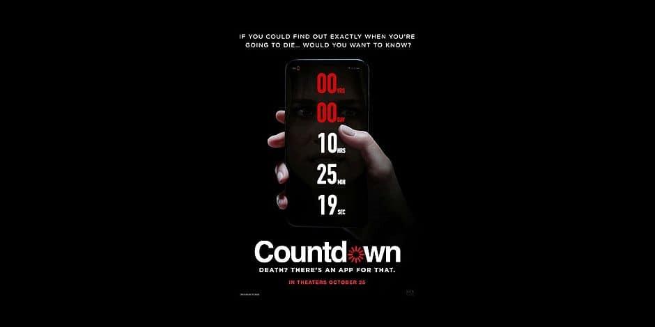 Countdown Un Petit Film D Horreur Sans Ame Pour Ados