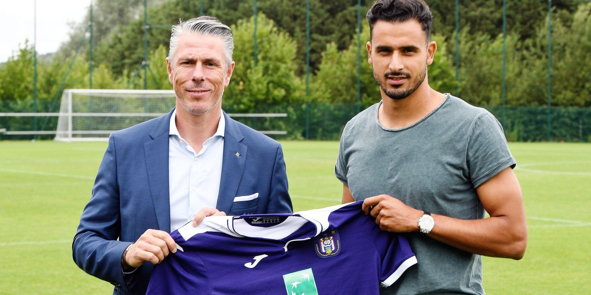 Chadli à Anderlecht… avec 10 ans de retard