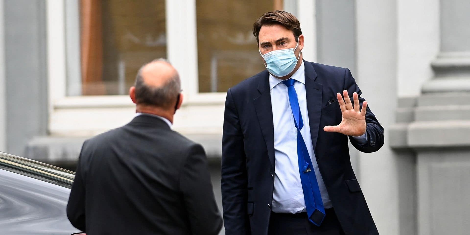 """""""Personne n'est encore partisan du MR au gouvernement"""": Denis Ducarme réagit à la pique de Bart De Wever"""