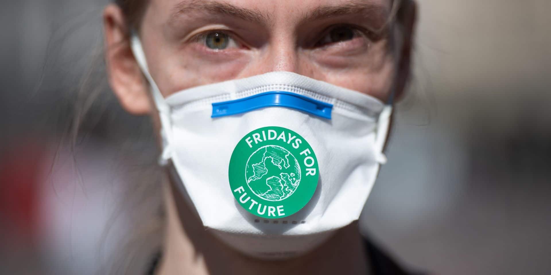 Global climate protest - Hamburg