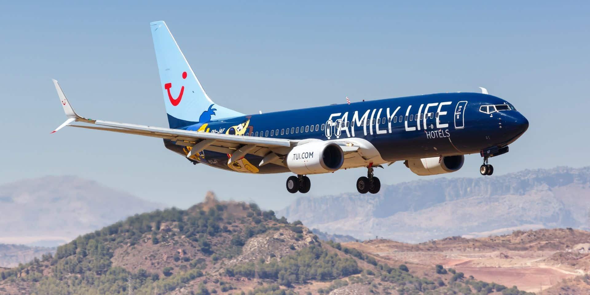 Après cinq mois d'arrêt, TUI fly reprend ses activités à l'aéroport de Liège