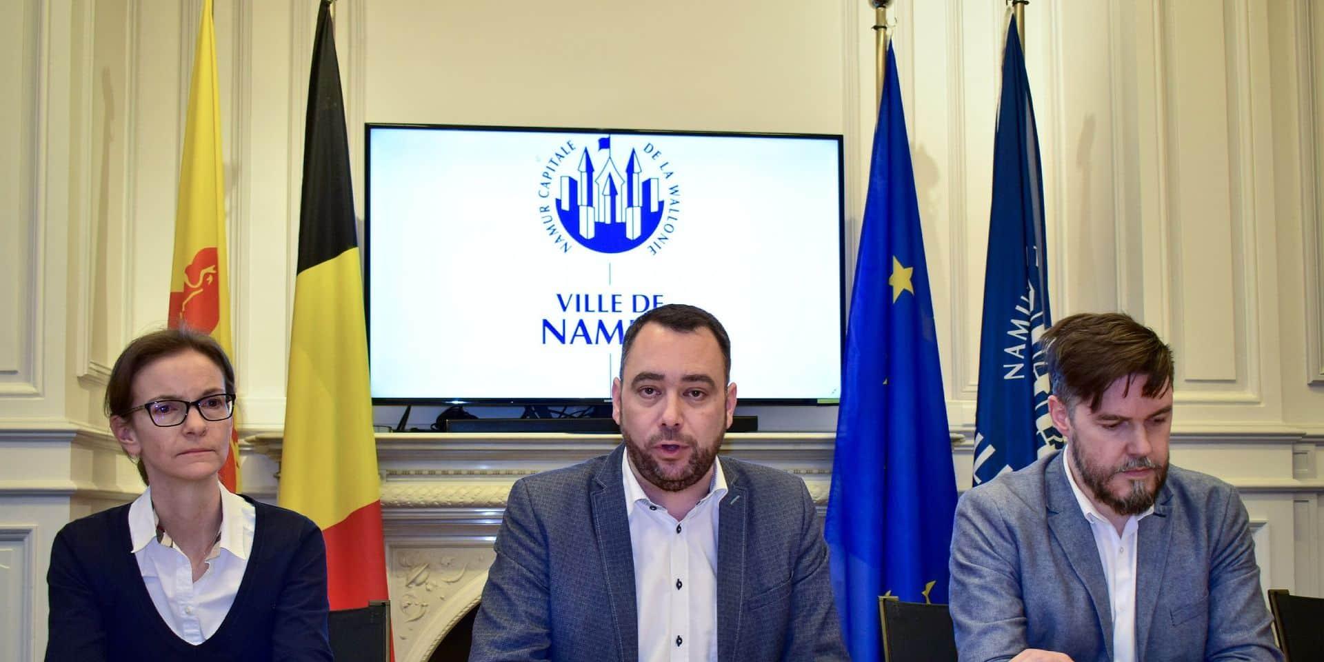 """Maxime Prévot sur le gouvernement: """"J'attendais une ligne de conduite claire, un leadership fédéral fort, nous avons eu les deux et il faut pouvoir le reconnaitre"""""""