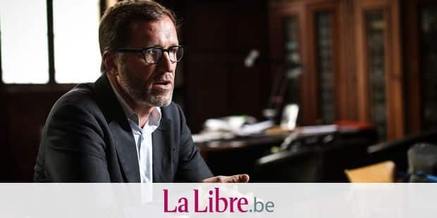 Bernard Demoulin: Paul Magnette Bourgmestre de Charleroi