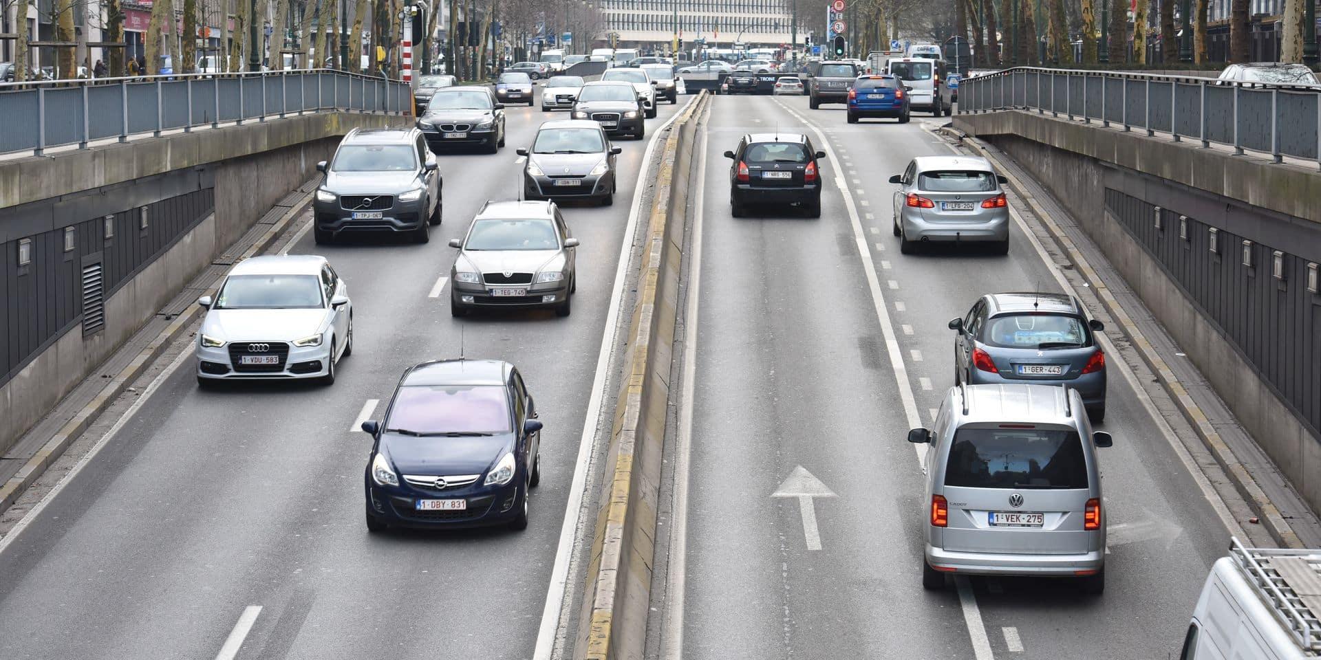 La Cour constitutionnelle confirme la légalité de la zone de basses émissions de la Région bruxelloise
