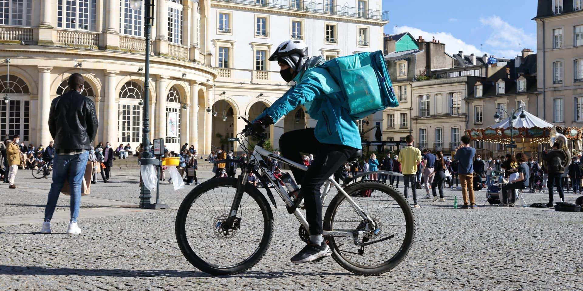 Deliveroo vise une augmentation de capital de plus d'un milliard d'euros