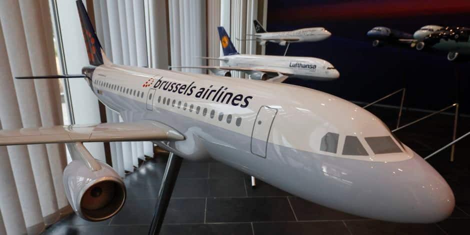 Pourquoi Brussels Airlines était en lourde perte en 2017 - La Libre
