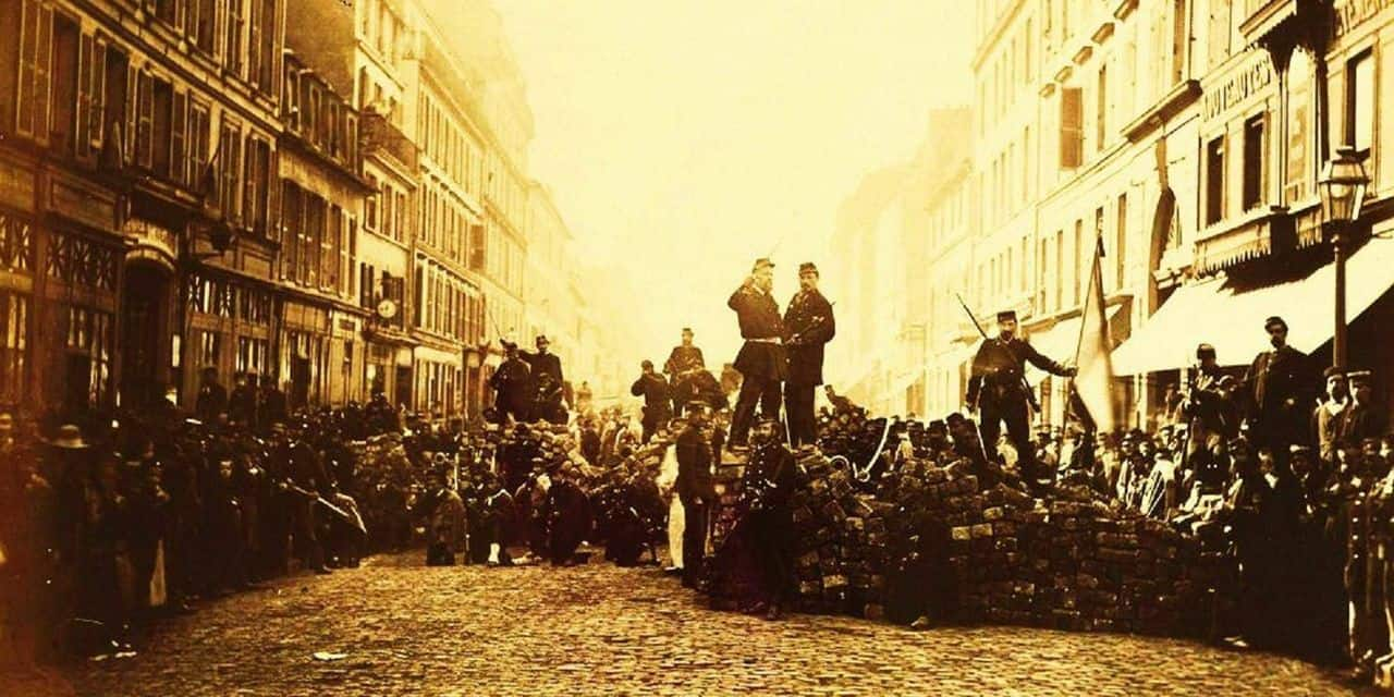 Les canons de la Commune de Paris. Où quand le peuple arrive au pouvoir par défaut…