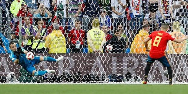 Coupe du monde: l'Espagne éliminée par la Russie aux tirs au but - La Libre