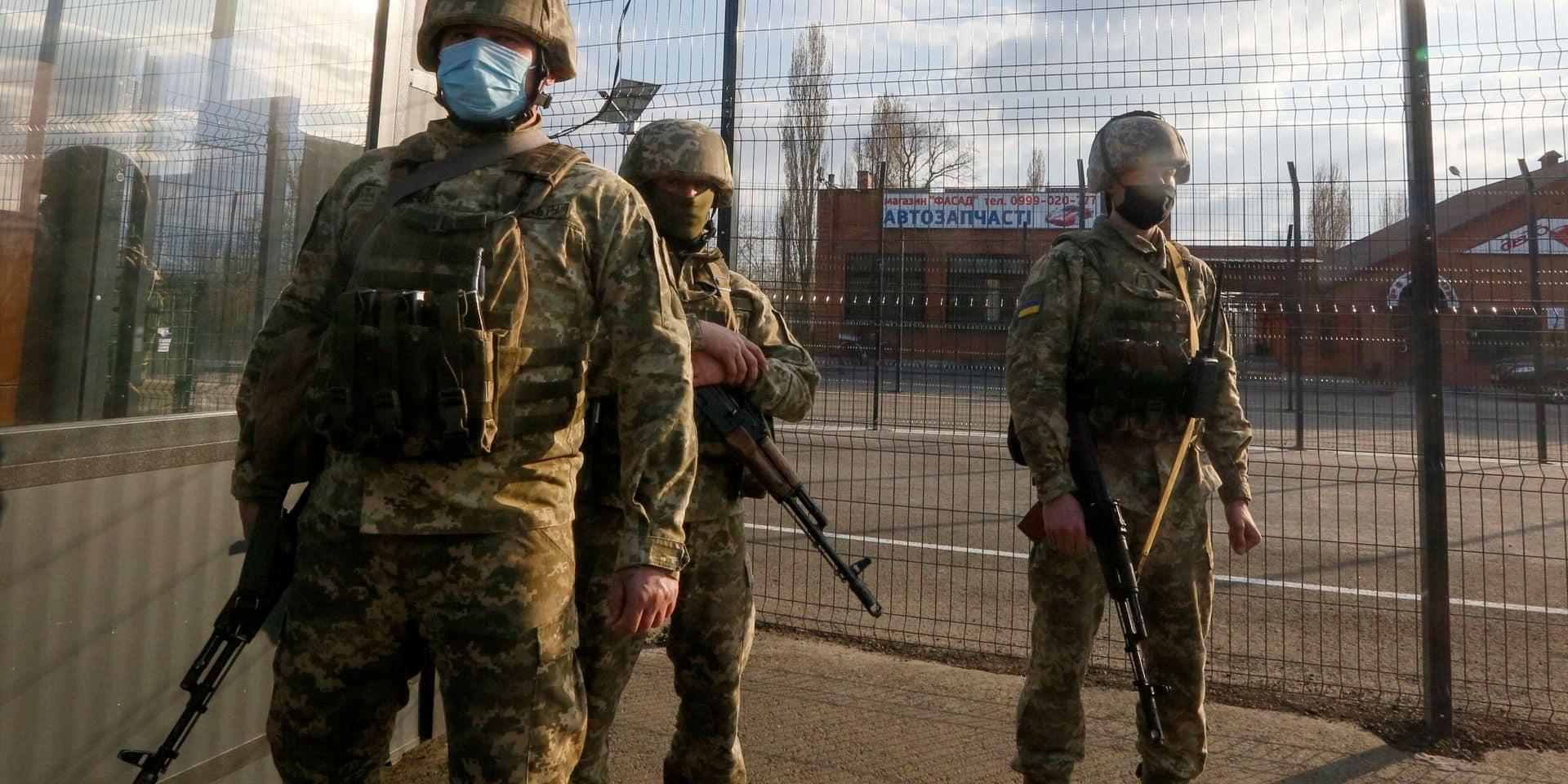 "Ukraine: Washington dénonce l'""escalade"" de Moscou en mer Noire"