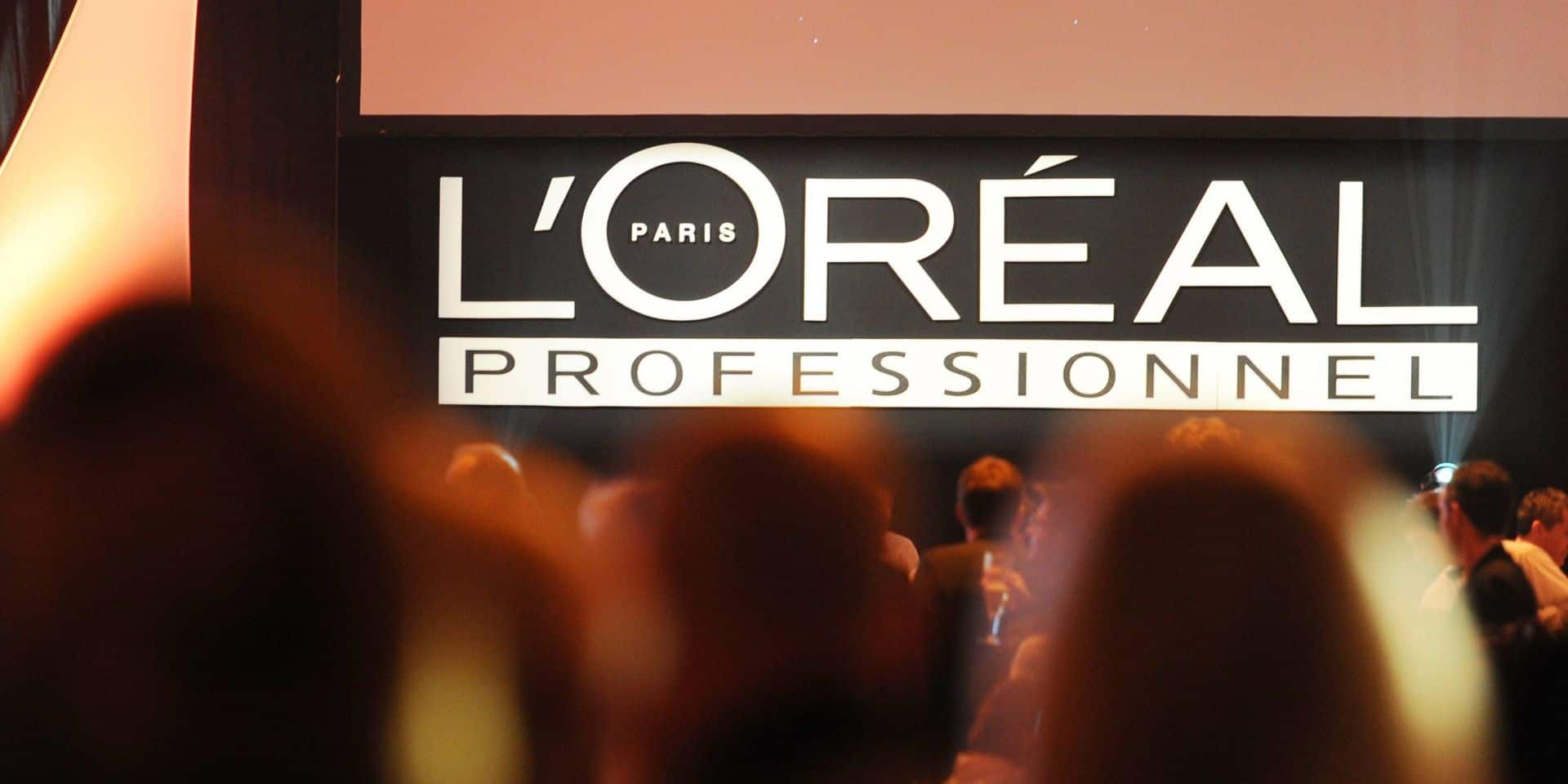 L'Oréal prend plus de 6% à l'ouverture de la Bourse