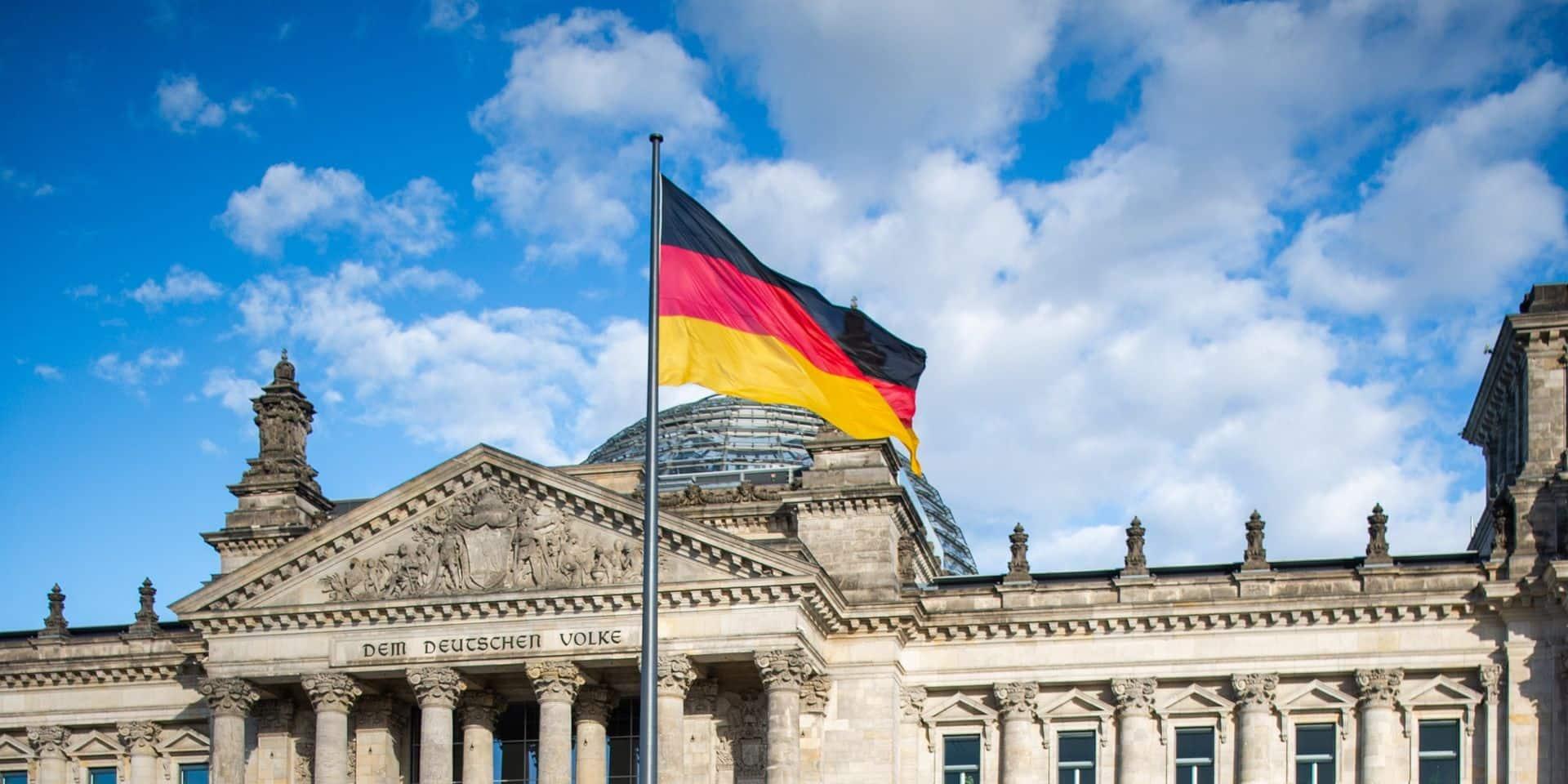 Frappée par le virus, l'économie allemande fait un plongeon historique