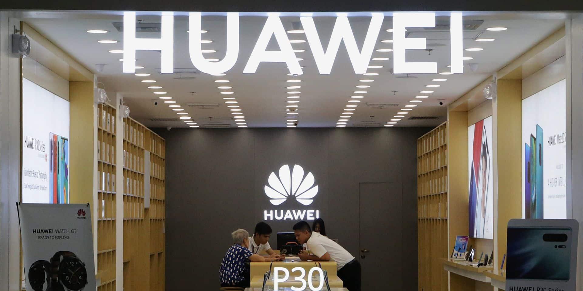 Huawei, une marque bientôt persona non grata en Europe ?