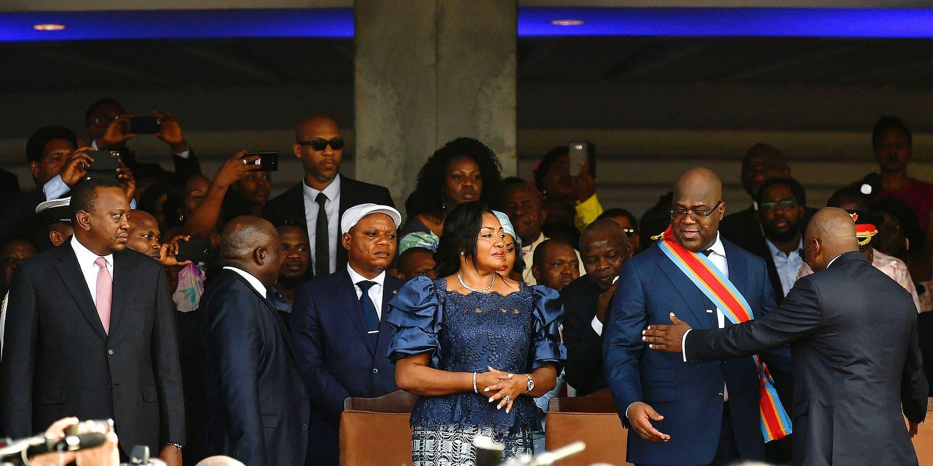RDC: la famille du président Tshisekedi se lance dans l'or noir