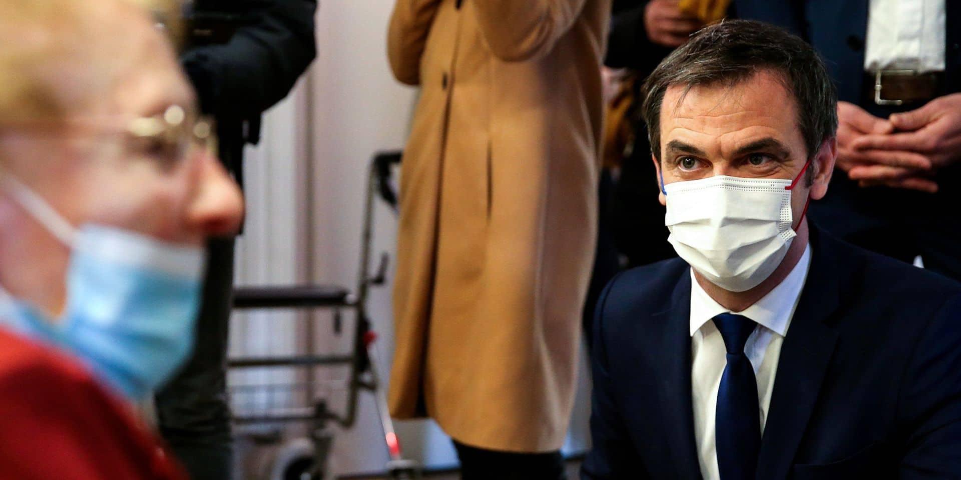 """Le million de vaccinés sera """"largement atteint"""" d'ici la fin janvier en France"""