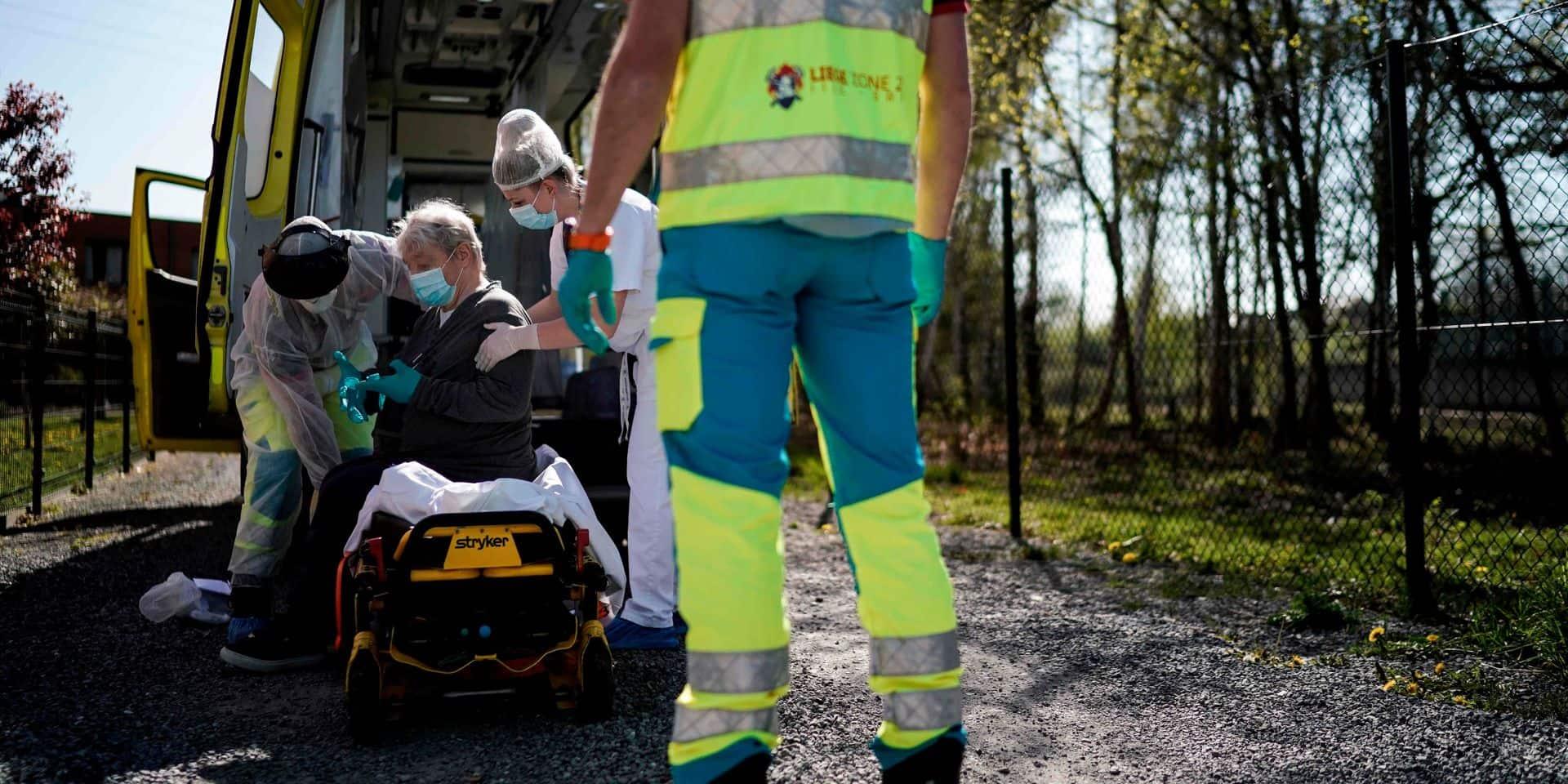 Coronavirus en Belgique: 300 admissions quotidiennes, 3.000 patients hospitalisés dont 500 en soins intensifs